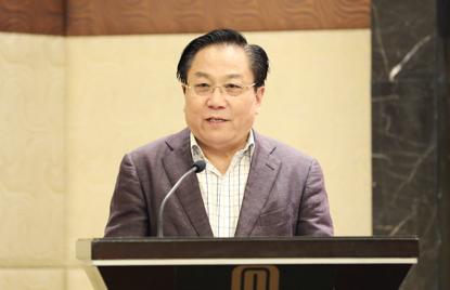 上海市新闻工作者协会主席、新闻学会会长宋超讲话