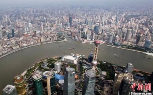 资料图:上海自贸区。中新社发 汤彦俊 摄