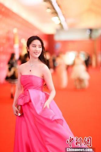 """幸运飞艇投注网站:第20届上海国际电影节开幕_""""亚洲第一红毯""""星光熠熠"""