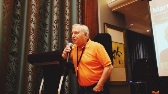 Martin Cherkes教授