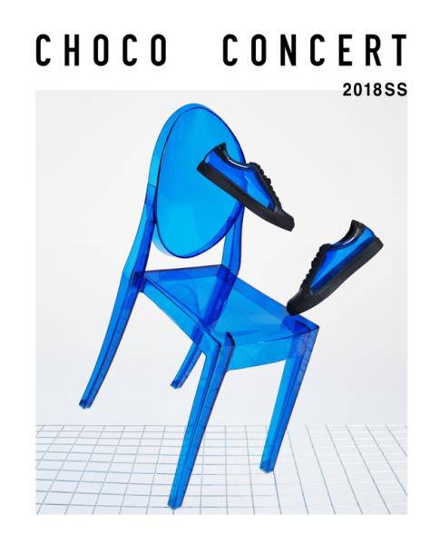 ◎ CHOCO CONCERT 2018SS PEEP PEEP 系列