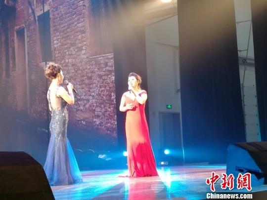 """彩票娱乐平台:经典歌剧与古老昆曲上海交融_演绎""""在意大利遇到杜丽娘"""""""