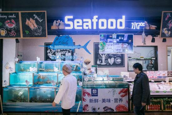 澳门国际娱乐平台:横跨五区步行3万步_上海精品超市哪家强