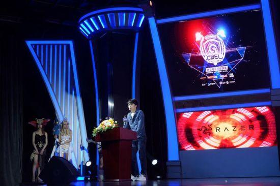 钛度科技CEO 中国电子竞技第一人SKY李晓峰。/官方供图