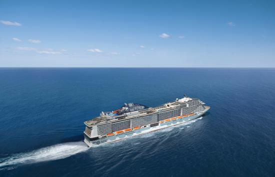 新一代旗舰地中海荣耀号将于2020年进入中国