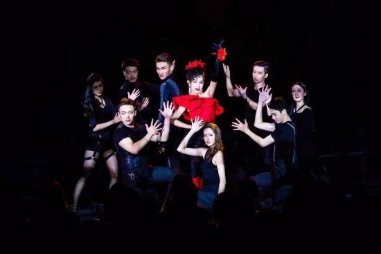 2015级表演系影视表演专业音乐剧《芝加哥》。