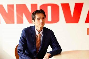 约肯机器人(上海)有限公司创始人李之勤