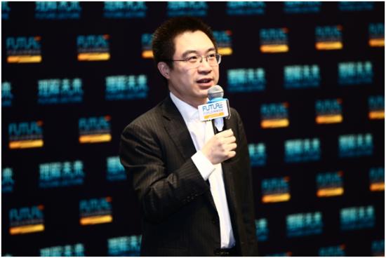安佰深股权投资集团全球高级合伙人兼大中华地区总裁,未来论坛理事张曦轲