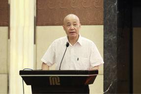 上海中央新闻单位和省市媒体驻沪机构工作委员会副会长兼秘书长徐韬滔主持会议。