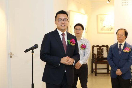 新维国际控股有限公司执行董事艾奎宇