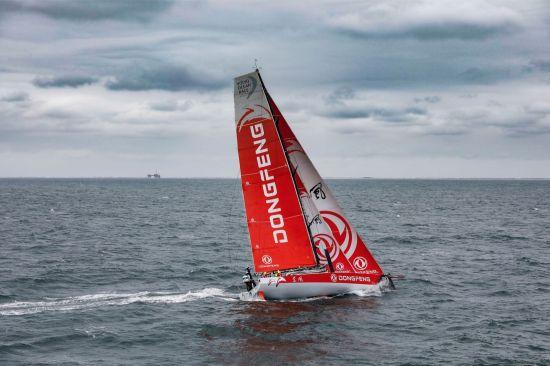 新金沙国际娱乐:中国船队首获沃尔沃环球帆船赛总冠军