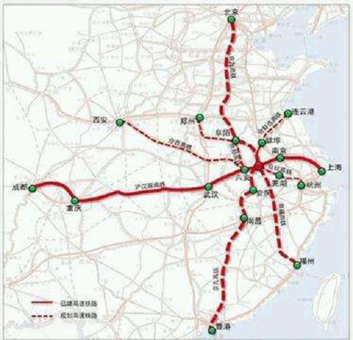 长三角交通网