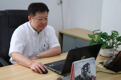 上海利驰智能装备股份有限公司重车运营总监黄卫列