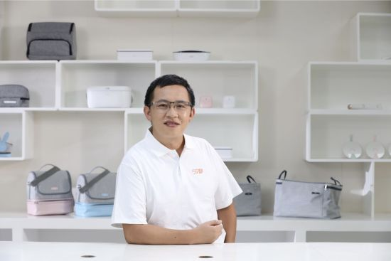 """""""59秒""""深紫外LED消毒品牌创始人-欧阳晨义先生"""