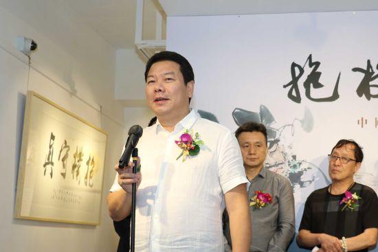中粹国际文化有限公司董事邹世俊。