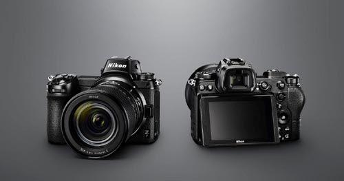 尼康数码微单相机Z 7