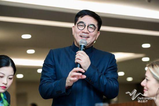 中国科学院院士、德达首席医疗官葛均波