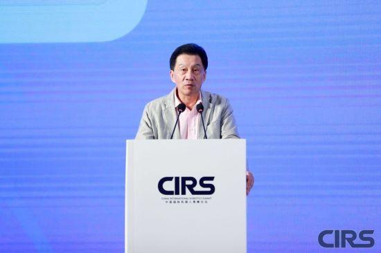 中国电子商会会长王宁