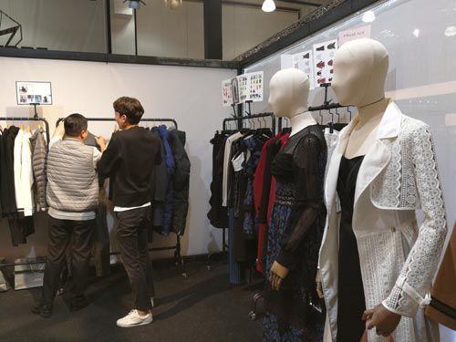 RFSHOWROOM引起时尚买家关注