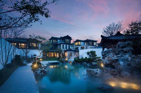 杭州宜和园。