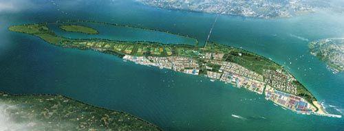 """定位""""世界海洋装备产业基地""""的长兴岛"""