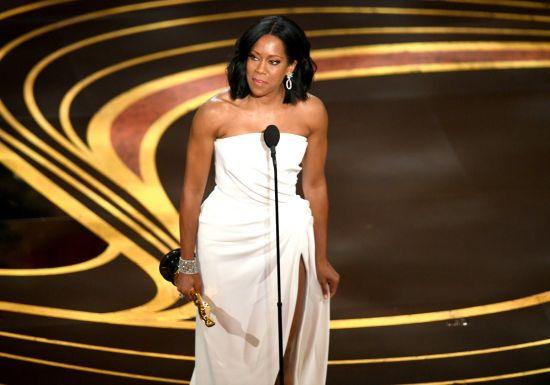 《假如比尔街可以作证》夺得第91届奥斯卡最佳女配角奖项。 /官方供图