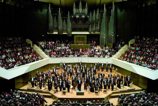 莱比锡布商大厦交响乐团。 /官方供图