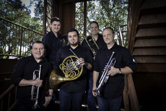 波士顿铜管乐团。 /官方供图