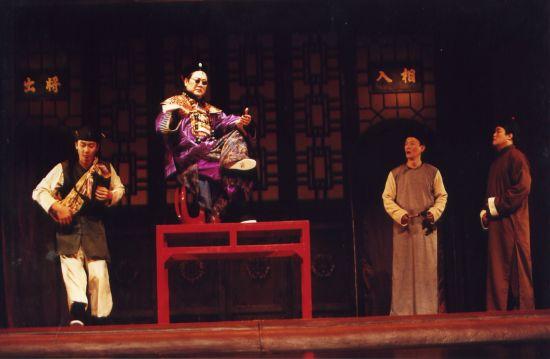 2000年剧照。 /上剧场 供图