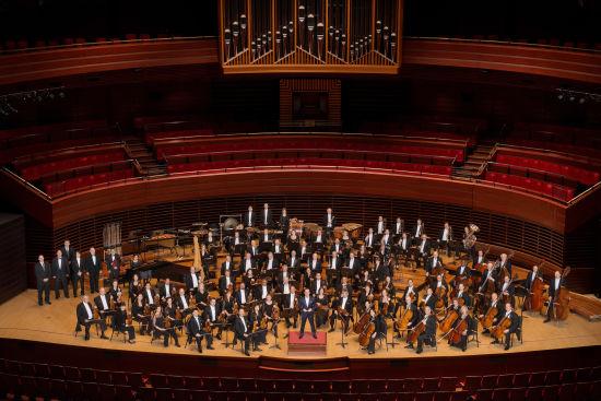 费城交响乐团。 /东艺 供图