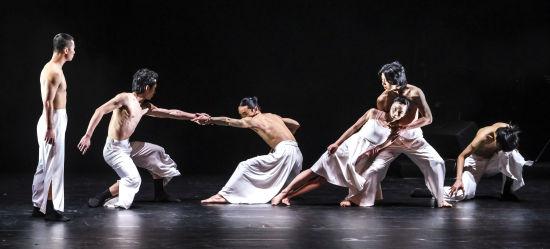 《水腔》北京演出。 /上海音乐厅 供图