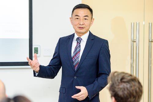 福维克中国区总经理查生表示旗下美善品将发力中国市场
