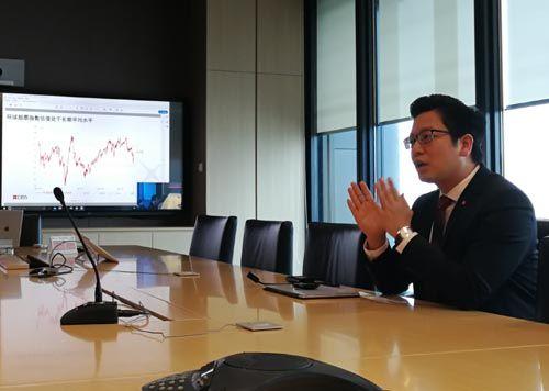 星展银行(中国)有限公司投资策略总监邓志坚