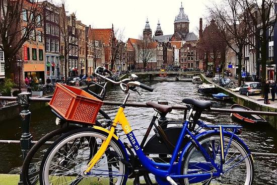 图:荷兰元素。 pixabay图库授权使用