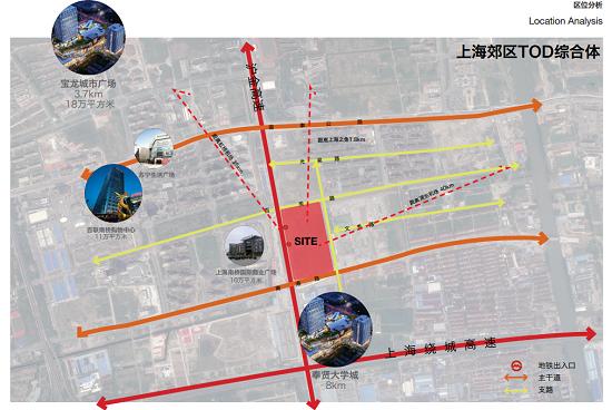 龙湖天街入驻奉贤  TOD模式助力新城区提速