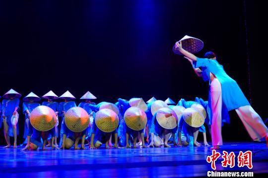 第十二届中国艺术节第十八届群星奖决赛。官方供图