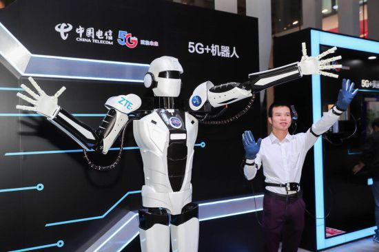 2020年实现上海全市5G网络普遍覆盖,6家营业厅尝鲜5G应用