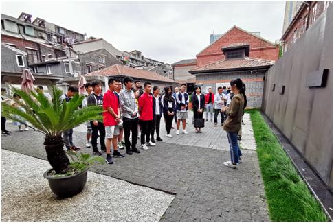 上海中学国际部与犹太难民纪念馆共建教育基地
