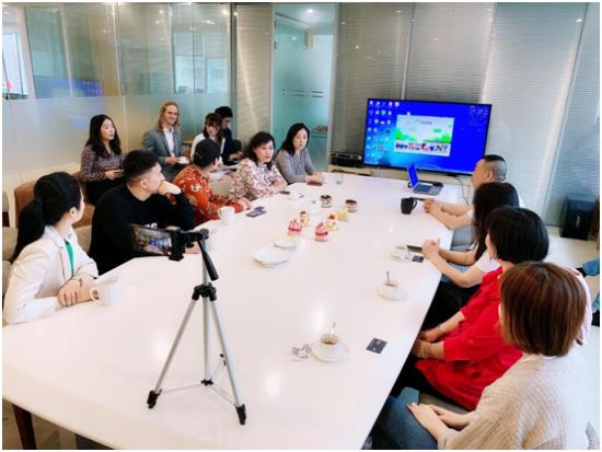 第二期上海市福建女企业家商会沙龙举行