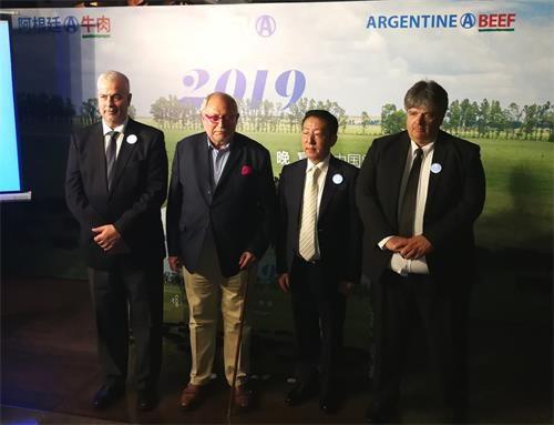 阿根廷优质牛肉系列推介活动在上海举办