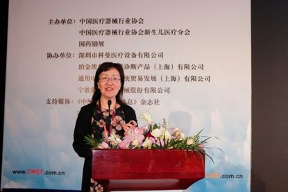 上海市儿童医院新生儿筛查中心主任田国力