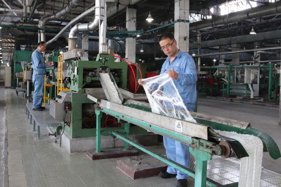 上海石化抗起球腈綸年產能將突破萬噸