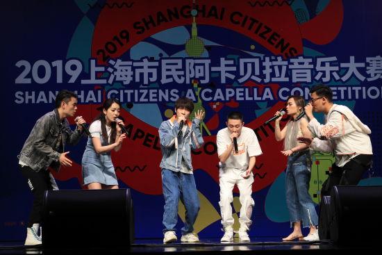 冠�Moment Vocal Band。 /官方供�D