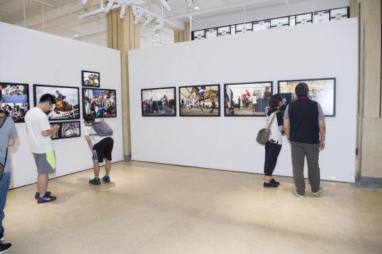 129幅摄影作品讲述上海城市体育文化发展脉络