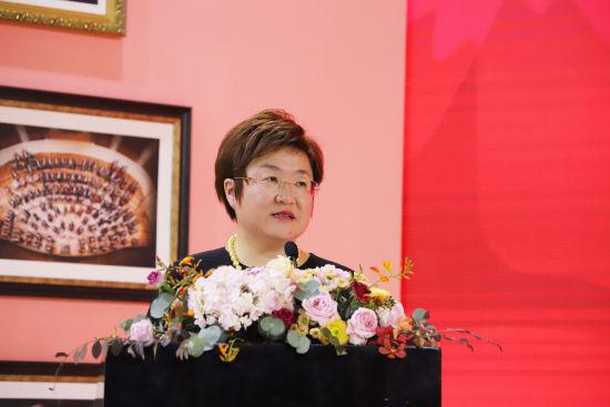 东方艺术中心总经理雷雯。 /东艺供图