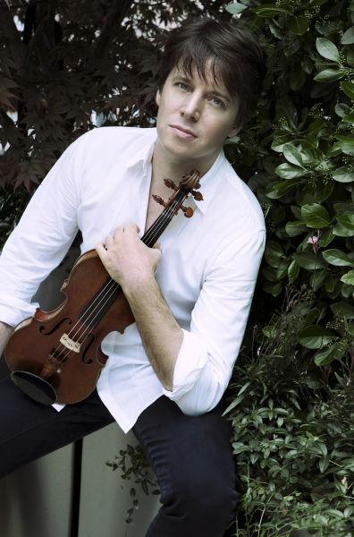 小提琴演奏家约舒阿・贝尔。 /官方供图