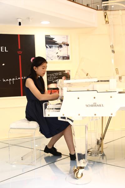 第28届国际少年儿童钢琴比赛(上海)发布会举行