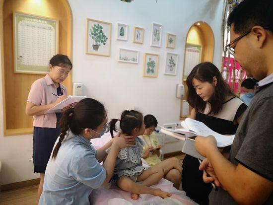 慈幼健康成首家达到HQCC中国小儿推拿标准化的认证标准社会保健机