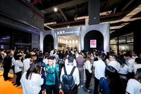 美克家居A.R.T. 亮相中国国际家具博览会