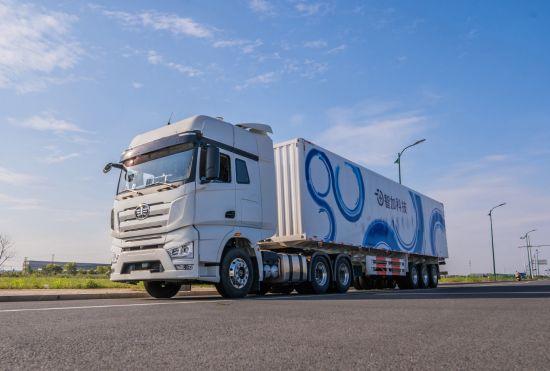 智加科技携手一汽解放组建合资公司,推动L4级重型卡车落地